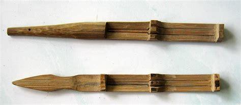 artikel membuat suling bambu karinding alat musik tradisional sejarah cara memainkan
