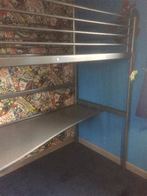 single bunk bed with desk underneath single bunk bed with desk underneath sedgley wolverhton