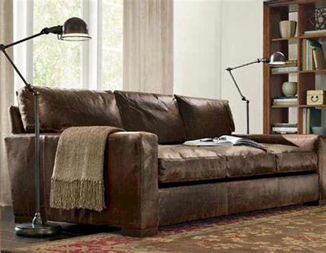 Oversized Leather Sectional Sofa by Oversized Leather Sofas Napa Oversized Leather Sectional