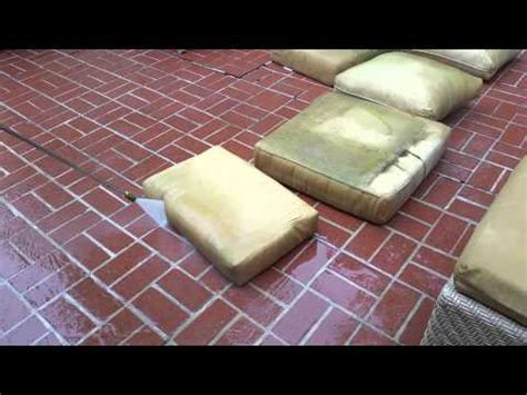 cleaning outdoor cushions how to clean your patio cushions