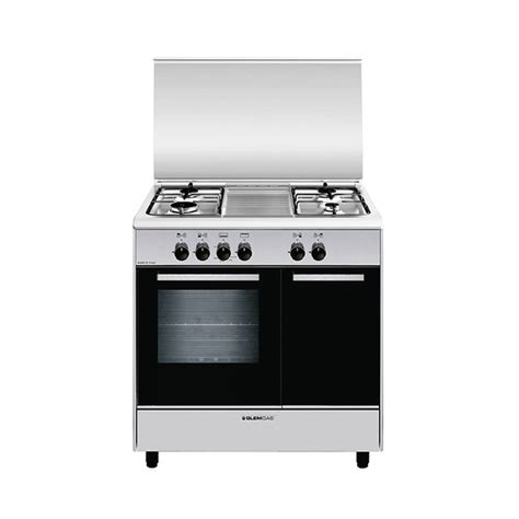 List Oven Gas ap8511gi gas oven with gas grill cooking products glem gas