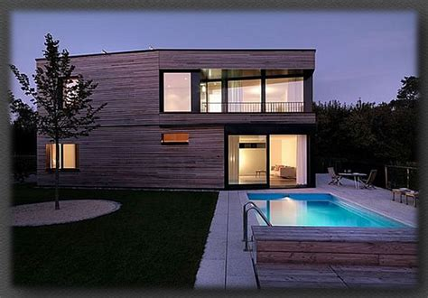 cost to build modern home cost to build a modern home malta modern wooden house cost