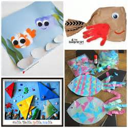 craft projects for creative fish crafts for crafty morning