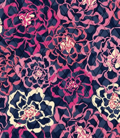 Vera Bradley Pattern Ink Blue | katalina pink vera bradley 2015 patterns pinterest