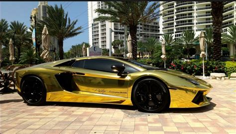 Gold Lamborghini For Sale Gold Lamborghini Aventador For Sale Lamborghini Car