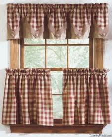 Country Curtains For Kitchen York Lined Point Curtain Valance These Would Look Great In My Kitchen For The Home