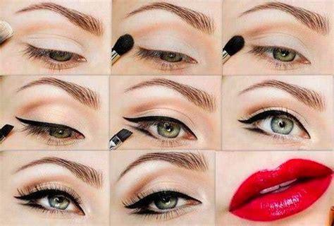 tutorial eyeliner pin up dia dos namorados dicas de maquiagem para arrasar site
