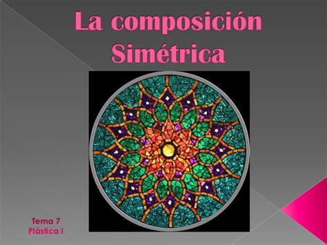 imagenes figurativas con composicion simetrica la composici 243 n sim 233 trica
