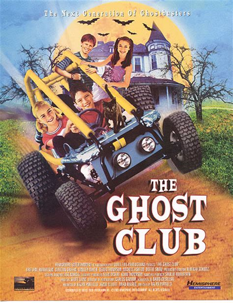 film ghost club movie careers and actor s heaven