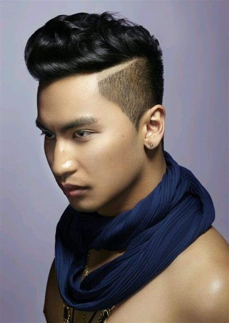 side part shaved men s hair pinterest haircuts hair daryl men s haircut shaved side hair by cara clyne my