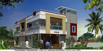 independent house exterior designs in arumbakkam chennai