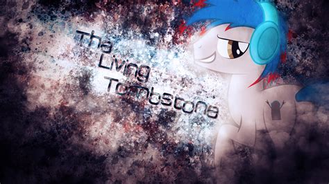 Living Tombstone Wallpaper by The Living Tombstone By Sandwichdelta On Deviantart