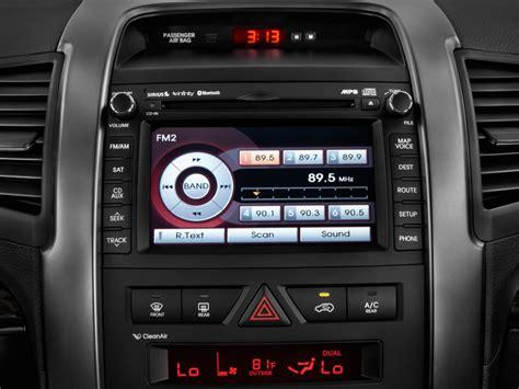 Kia Sound System Image 2013 Kia Sorento 2wd 4 Door V6 Sx Audio System