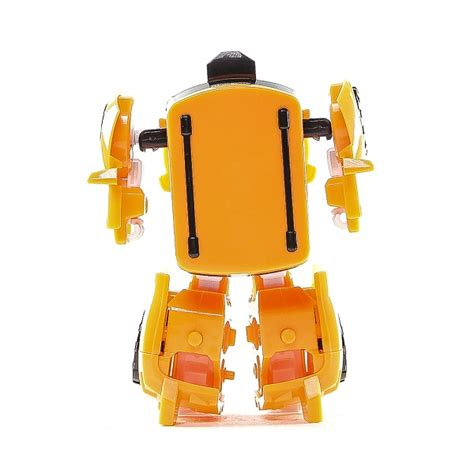 Tobot Mini Transform Robot tobot x mini transformer robot korea car cake topper