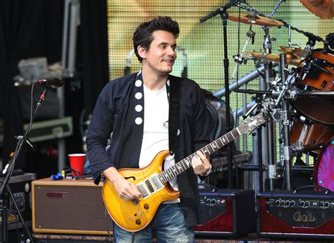 On Tour With Mayer by Mayer Is In Spirits After Emergency