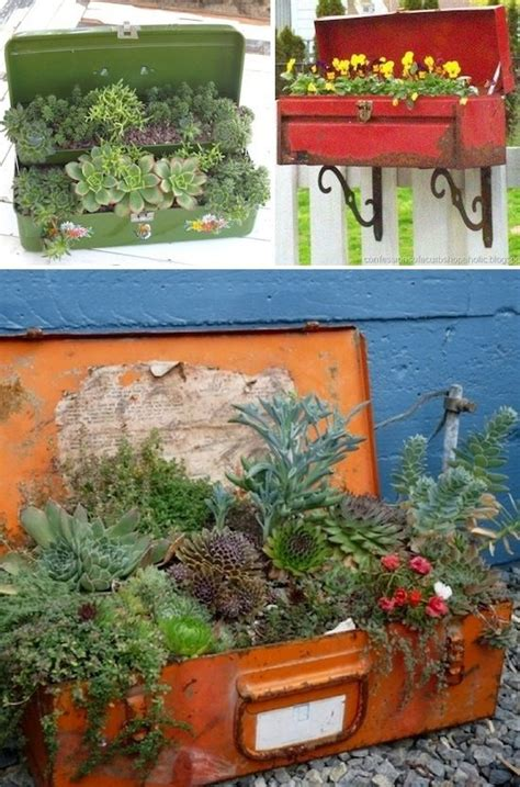 garden planter ideas 24 creative garden container ideas with pictures