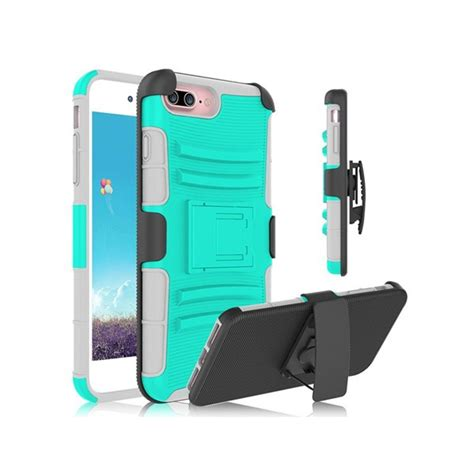 rugged design iphone 7 plus rugged design shockproof stand case
