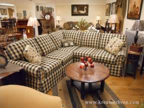 Country Sectional Sofas Mission Impossible You Ve Found Your Black And Mustard Country Check Sectional Sofa At Last