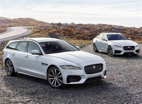 2019 jaguar wagon 2018 jaguar xf sportbrake wagon coming to the us