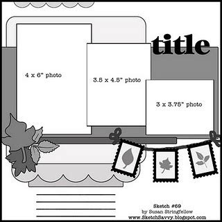 template scrapbook pages pinterest