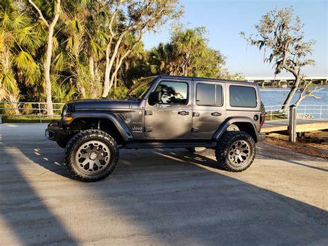 Kaos Wrangler Unlimited granite w rims help page 2 2018 jeep wrangler