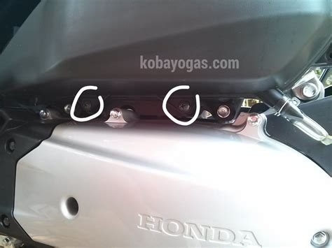 Kn Filter Udara Toyota Sienta modifikasi ringan new pcx memasang air filter aftermarket