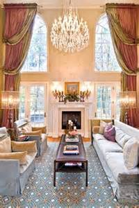 Curtains For High Ceilings Ideas Wide Window Treatments On Curtain Designs Window Treatments And Decor