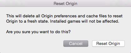 Reset Origin Tool | my sims 4 wont open mac t answer hq