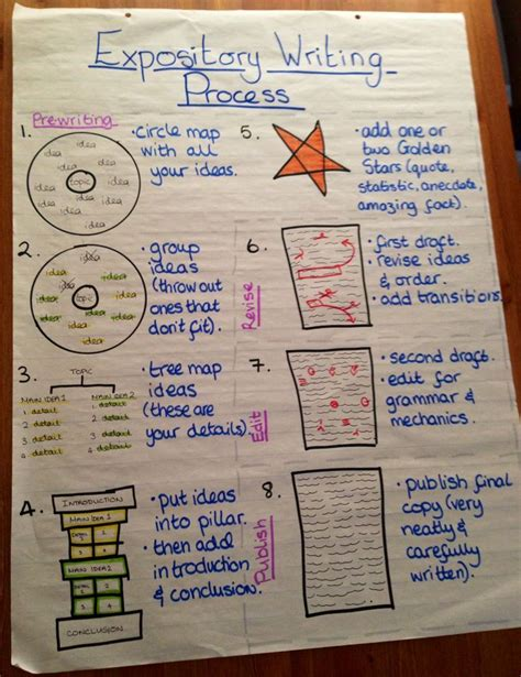 best 25 expository essay exles ideas on informational writing anchor chart the expository