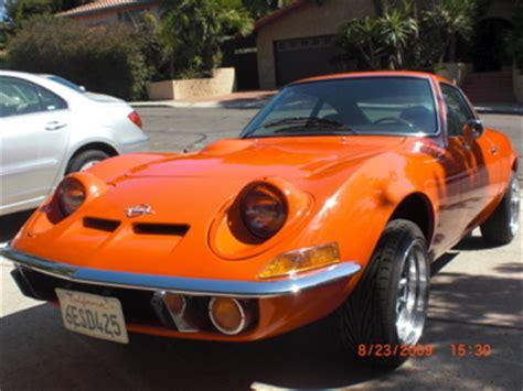 Ebay Opel Gt by Expensive 1972 Opel Gt On Ebay German Cars For Sale