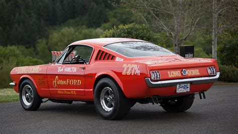 Mustang Auto 1965 by Mustangs The 1965 A Fx Factory Drag Car