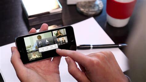 mobile conferencing avaya scopia mobile smartphone mobile conferencing