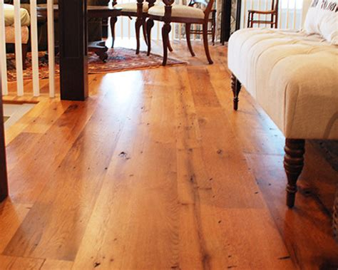 farmhouse floors reclaimed schoolhouse flooring farmhouse hardwood