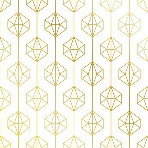 golden svg pattern background golden geometric pattern background vector free download