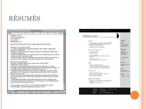 scannable resume template resume example