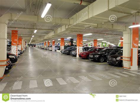 Single Car Garage Plans basement car park stock image image of urban cement