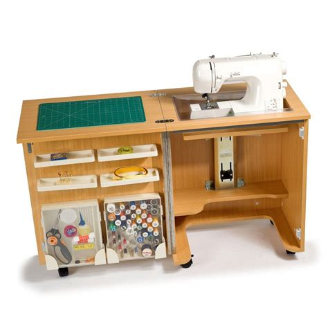 brother sewing machine cabinet horn cub plus sewing cabinet