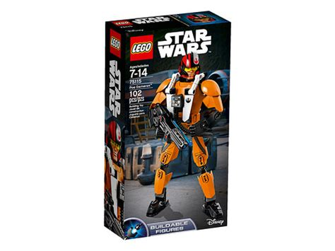 Lego Wars 75116 Finn Buildable Figures Starwars 2016 the brick fan lego news lego reviews and discussions