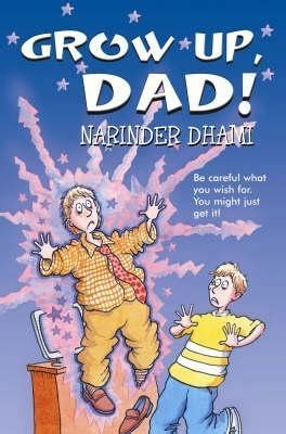 grow books grow up by narinder dhami reviews discussion