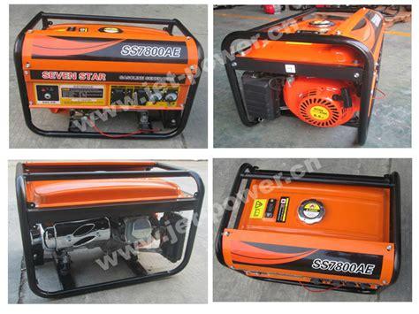Gadoline Engine Generator Pro 2500 honda yamaha ep2500 ef2500 60 hz 2500w gasoline engine