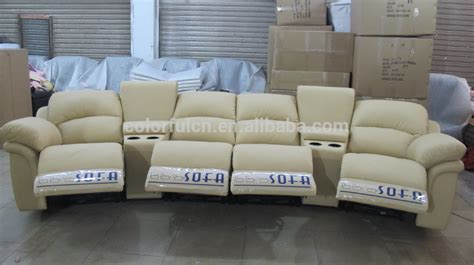 Four Seater Recliner Sofa 4 Seater Reclining Sofa Centerfieldbar
