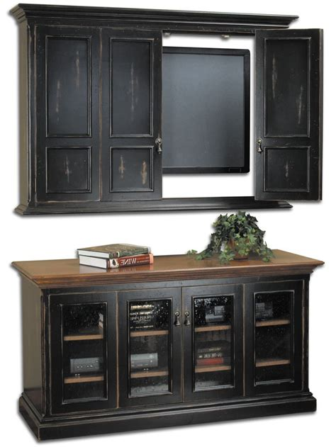 17 best ideas about tv cabinets with doors on