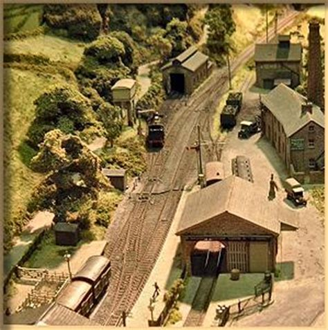 n gauge exhibition layout for sale gwr layouts pictures from various exhibitions