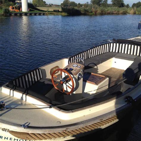 vaarbewijs fluisterboot varen en verhuur