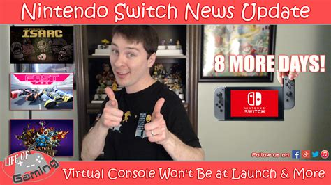 Lepaparazzi News Update New Lifestyle by Console Won T Be At The Launch Of Nintendo Switch