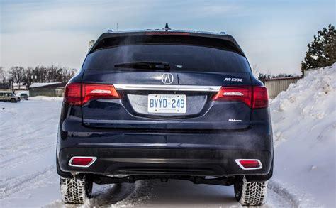 new acura mdx 2015 new suv road review 2015 acura mdx awd on everyman