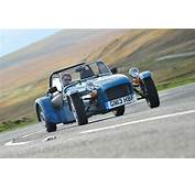Caterham Seven 160 Review Price And Specs  Pictures Evo