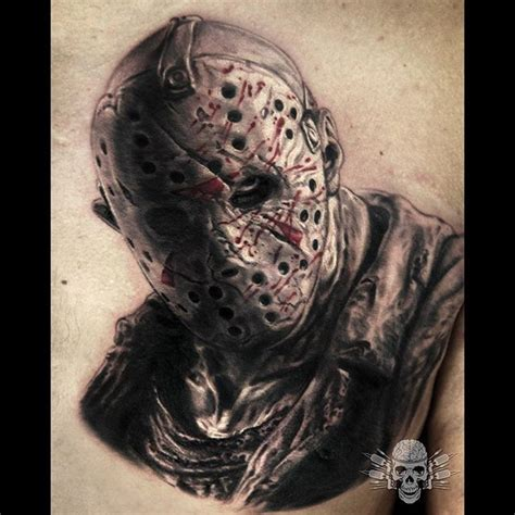 13 horrifying friday the 13th tattoos staciemayer com