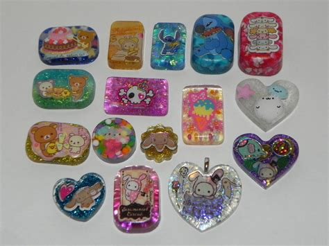 where to buy resin for jewelry resin charms by pandannabelle on deviantart