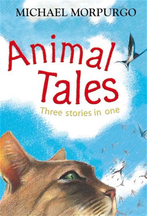 michael morpurgo picture books animal tales scholastic club